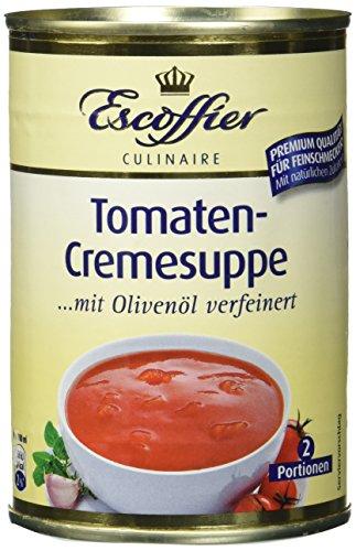 Escoffier Tomaten-Cremesuppe, 3er Pack (3 x 390 ml)