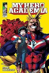 My Hero Academia Volume 1.