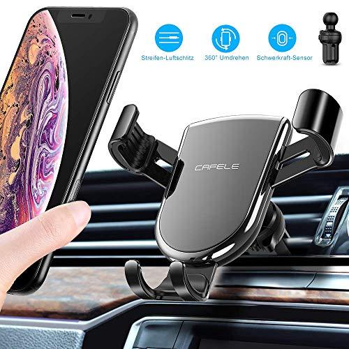 KFZ Halterung Huawei und mehr Samsung Galaxy S7 S6 Note 5//4 Beikell KFZ Autohalterung mit Ein-Knopf-Release und Starkes Gel Pad f/ür iPhone X//8//8 plus//7//7 Plus//6