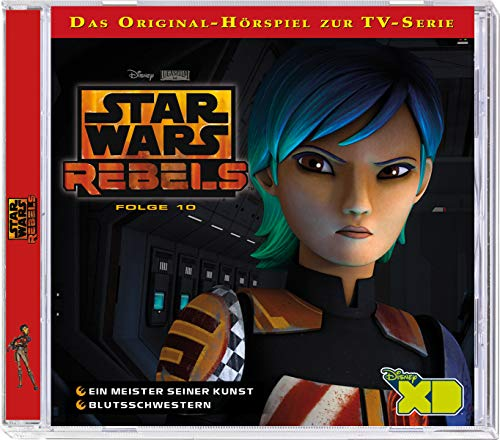Star Wars Rebels - Hörspiel, Folge 10: Ein Meister seiner Kunst