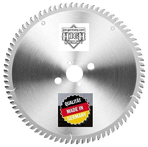 Preisvergleich Produktbild jjw-germany HM – Kreissägeblatt Hanna 210 x 2,4 x 30 Z= 72 TF speziell für Festo / Festool TS75, 1 Stück, 4250980691408