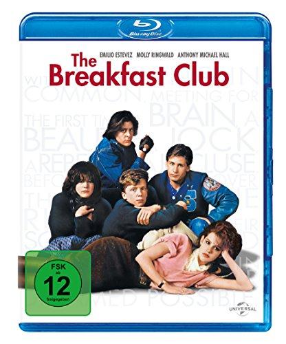 Bild von The Breakfast Club - 30th Anniversary [Blu-ray]