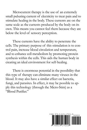 Build the Micro-Stim: Use Microcurrent Therapy to Heal Yourself - 2