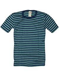 Engel Kinder-Unterhemd Wolle-Seide T-Shirt