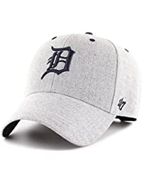 100% authentic b8a17 0211b  47 Brand Adjustable Cap - CLOUD Detroit Tigers charcoal ·
