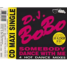 Sombody Dance With Me - incl. Bonus Track Live in Concert Uh UH ! [Maxi-CD-Single 1992]