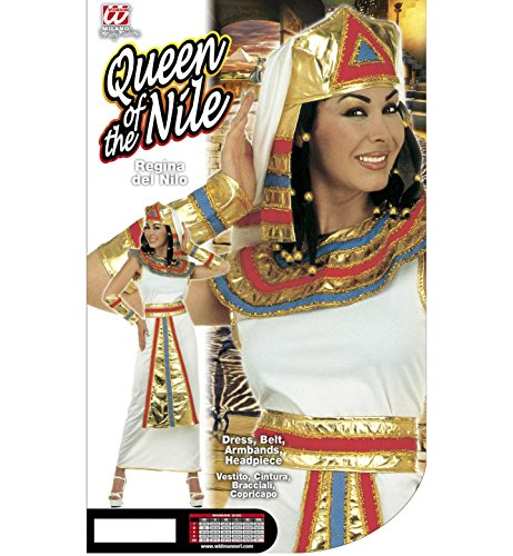 Imagen de widman  disfraz de reina egipcia para mujer, talla 40 34963  alternativa