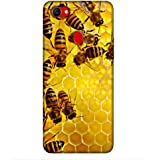 For Oppo F7 Honey Bee ( Honey Bee, Beehive, Beautiful Bee, Nice Beehive ) Printed Designer Back Case Cover By King Case