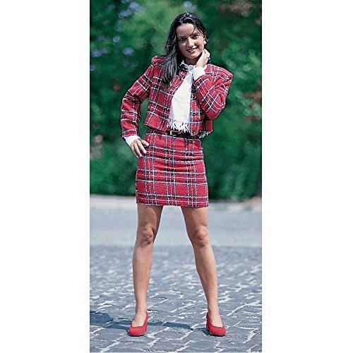 Anzug / Kostüm für Mädchen - kariert - BLAZER + ROCK - verschiedene Größen (158)