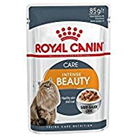 Royal Canin Cat Food Intense Beauty Wet Pack of 12 x 85g