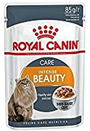 Royal Canin Intense Beauty Cat Food, 85 g (12 Pack)