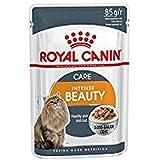 Royal Canin Intense Beauty Cat Food, 85 g (12 Pack)
