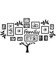 Paper Plane Design 'Eye Catching Family Tree' Photo Frame Set