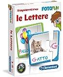 Clementoni 13227 - Sapientino Fotofun Lettere