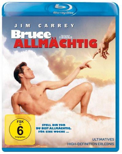 Bruce Allmächtig [Blu-ray] (Jim Carrey-filme Blue Ray)
