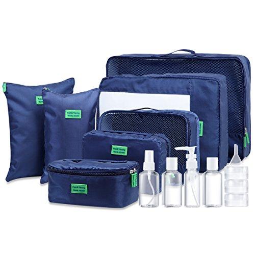 Moveto Organizador para maletas azul azul