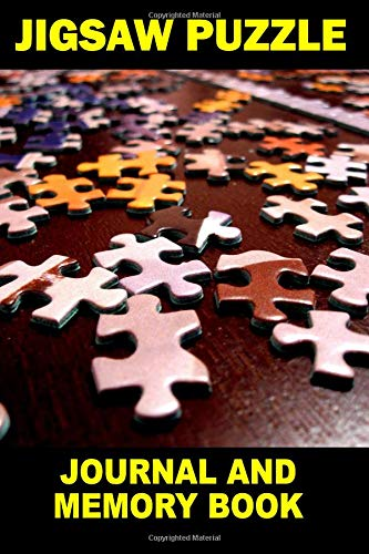 Jigsaw Puzzle: Journal and Memory Book por John Clark