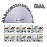 Karnasch HM-Blatt Hartmetall bestücktes Kreissägeblatt Super Bausäge 190 x 2,8 x 30mm 30 WZ