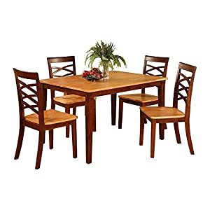 Kitchen dining room furniture buy kitchen dining for Kitchen set in amazon