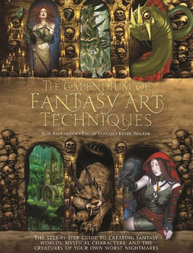 The Compendium Of Fantasy Art Techniques