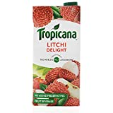 #7: Tropicana Litchi - Litchi Delight, 1 L Tetra Pack