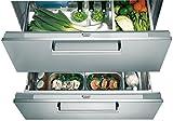 HOTPOINT-Ariston BDR 190Aai Kühlschrank 2Türen, 150L Klasse: A + Edelstahl