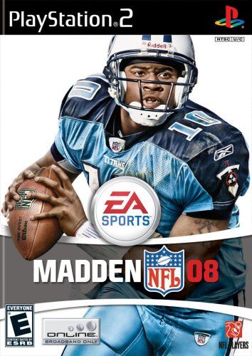 Electronic Arts Madden NFL 08 - PlayStation 2