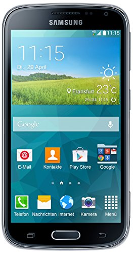m C115 Smartphone (12,2 cm / 4,8 Zoll HD Super-AMOLED-Display, 8 GB interner Speicher, 20,7 Megapixel Kamera, 10-fach optischer Zoom, Android 4.4) Charcoal-black / schwarz ()