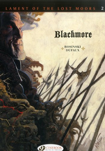 Lament of the lost moors - tome 2 Blackmore (02)