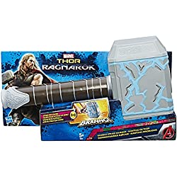 Marvel Thor Ragnarok, Martillo atronador (Hasbro B9975EU4)