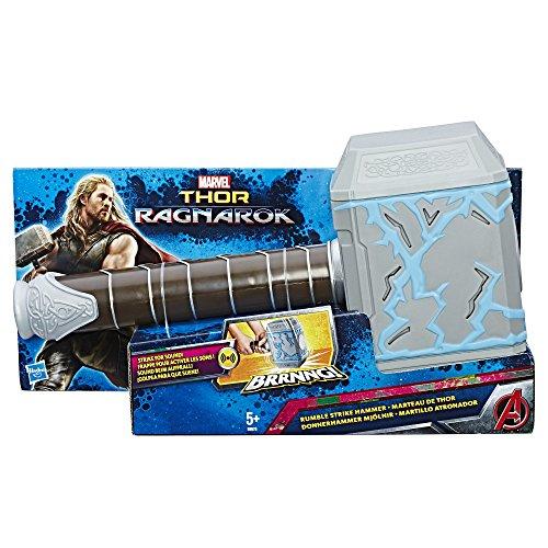 (Hasbro Avengers B9975EU4 - Thor Donnerhammer Mjölnir, Verkleidung)