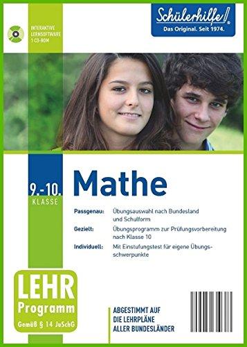 Schülerhilfe! Mathe 9.-10. Klasse