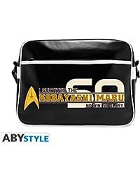 "STAR TREK - Messenger Bag ""Kobayashi Maru"" - Vinyle"