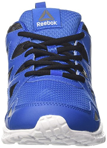 Reebok Herren Bd2185 Trail Runnins Sneakers Mehrfarbig (Awesome Blue/lead/wh)