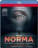 Bellini : Norma. Yoncheva, Calleja, Ganassi, Pappano, Ollé. [Blu-ray]