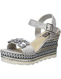 XTI 47907 amazon-shoes marroni