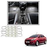 #9: Guance 15 LED Custom Cuttable White Car LED Light for Interior/ Exterior For Honda WR-V