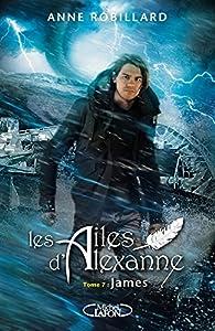 """Afficher """"Les Ailes d'Alexanne n° 7 James"""""""