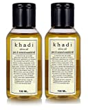 Khadi Olive oil Pure & Natural Essential oil 200ML