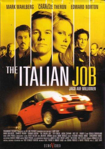 The Italian Job - Jagd auf Millionen [dt./OV] (Klassiker-autos)