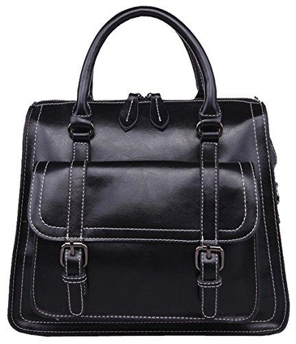 saierlong-womens-cross-body-bag-handbag-tote-black-cow-leather-motorcycle-bag-burnished-soft-surface