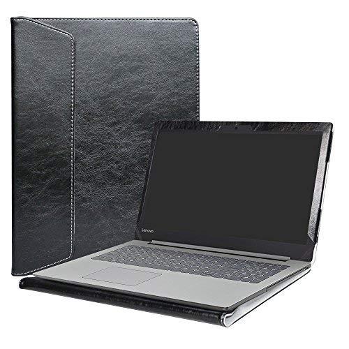 """Alapmk Schutz Abdeckung Hülle für 15.6"""" Lenovo Ideapad 320 15 320-15ikb 320-15iap 320-15abr 320-15ast / Ideapad 520 15 520-15ikb Series Notebook,Schwarz"""