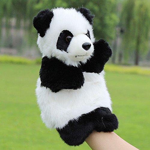 Cansenty - Marioneta de mano de panda para niños