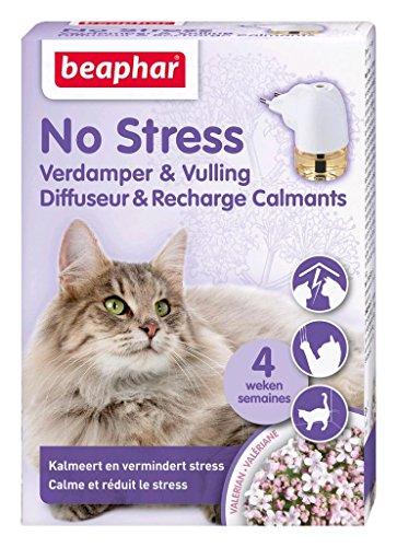 Beaphar No Stress - Gatto - Nebulizzatore e flacone di Ricarica - 30 ml