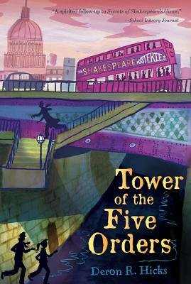 [ TOWER OF THE FIVE ORDERS (SHAKESPEARE MYSTERIES #02) ] By Hicks, Deron R (Author ) { Paperback } Oct-2014