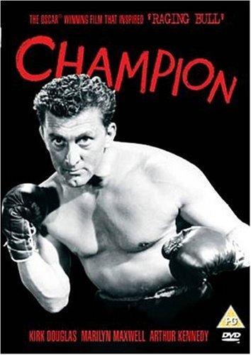 Champion [1949] [DVD] by Kirk Douglas