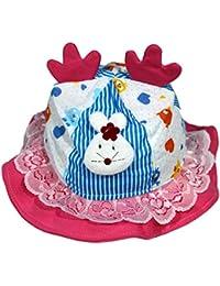 408da899f93 Baby Girl Summer Cap Beach Cap sunprotection Cap Fancy Summer hat Picnic  hat Bucket hat with