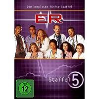 ER - Emergency Room, Staffel 05