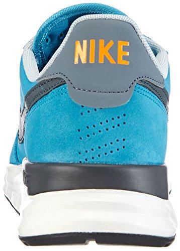 Nike Lunar Internationalist, Sneaker Uomo Blu (Blau (Blue Lagoon/Clssc Chrcl-Bl Grpht))