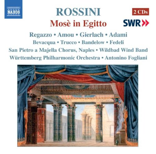 Rossini : Mosè in Egitto - 1819 Naples version